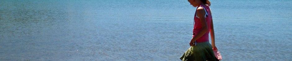 Tess at Pauatahanui Inlet