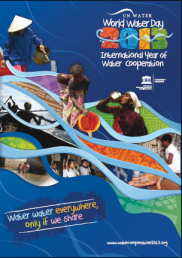2013 UN International Year of Water Cooperation brochure