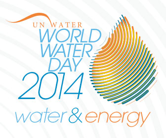 world water day 2014 logo